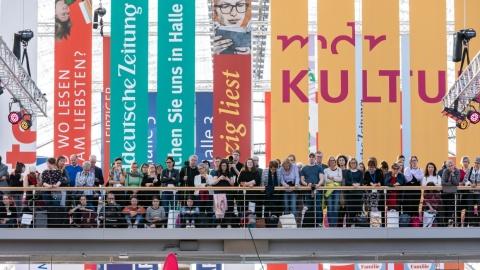 Leipziger Buchmesse 2021 findet nicht statt - Ausgewählte ...